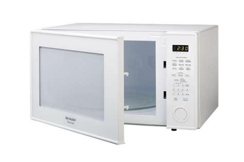 Microwave Oven Merk Sharp r 659yw 2 2 cu ft white countertop microwave sharp