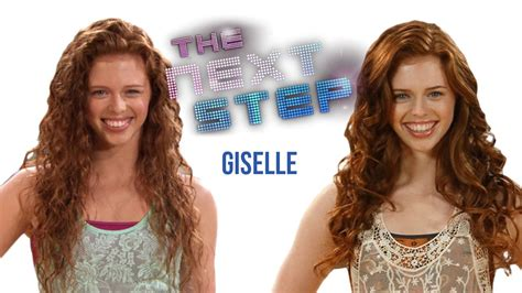 One Day Gisele The Next by The Next Step Season 1 To 4