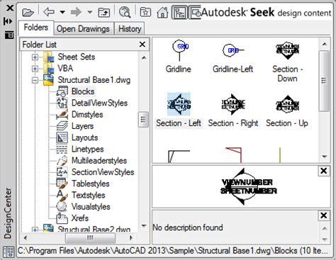 design center window autocad autocad how to search objects within drawings cadnotes