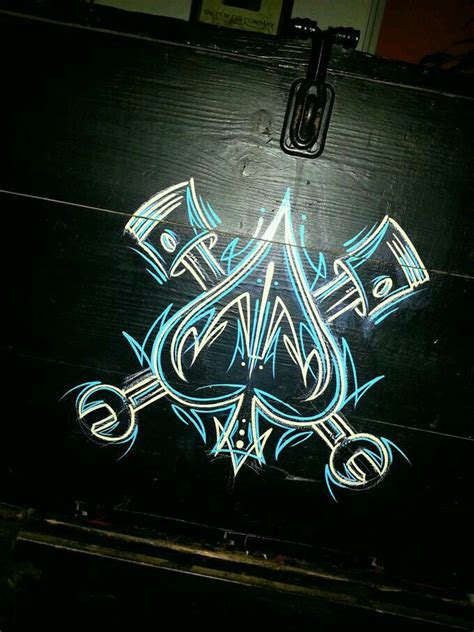 Quilling Lackieren by Pinstriping On Wood Misc Pinterest Lackierungen