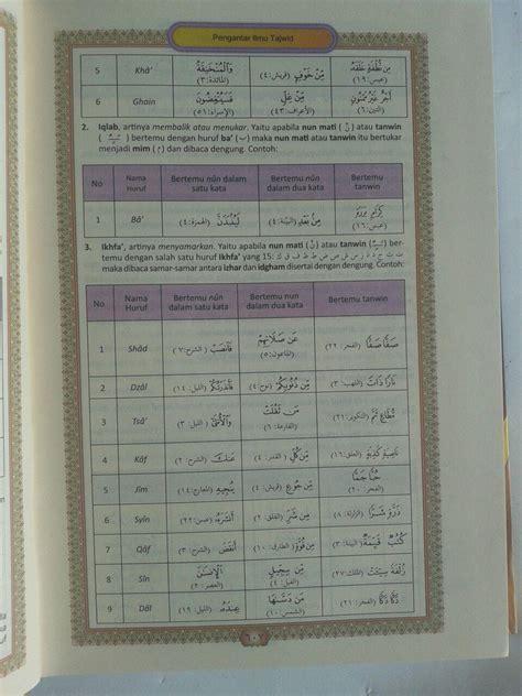 Studi Kaidah Tafsir Alquran al qur an mushaf tajwid terlengkap dan hafalan ukuran a5