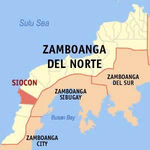siocon zamboanga del norte philippines philippines