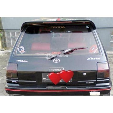 Accu Mobil Starlet city car murah toyota starlet 1 3 tahun 1987 seken mulus