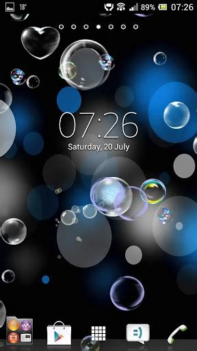 live bubble themes download bubbles live wallpaper for android by la squirrel