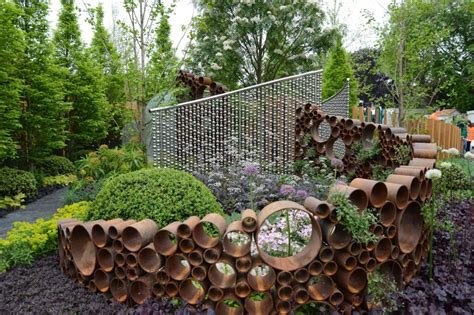 Unique Garden Ideas For Different Impression Actual Home How To Decorate Your Garden