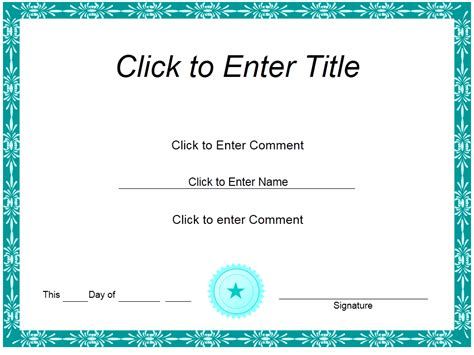 How To Create Certificate Of Achievement Templates In Powerpoint The Slideteam Blog Create Certificate Template