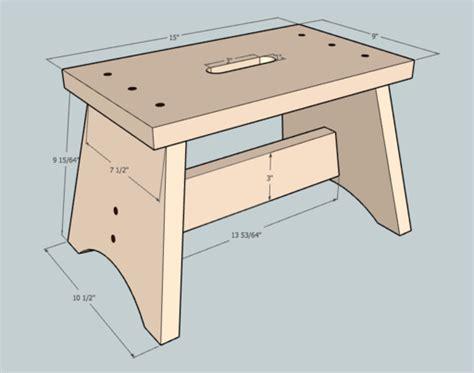 small step stool plans step stool