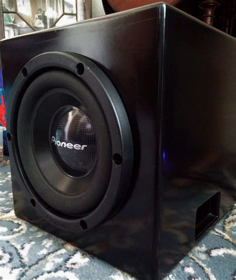 diy home theater subwoofer plans review home decor