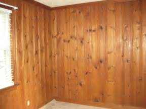 Knotty Pine Wainscoting Sheshe The Home Magician An Entire Room Becomes A Blank