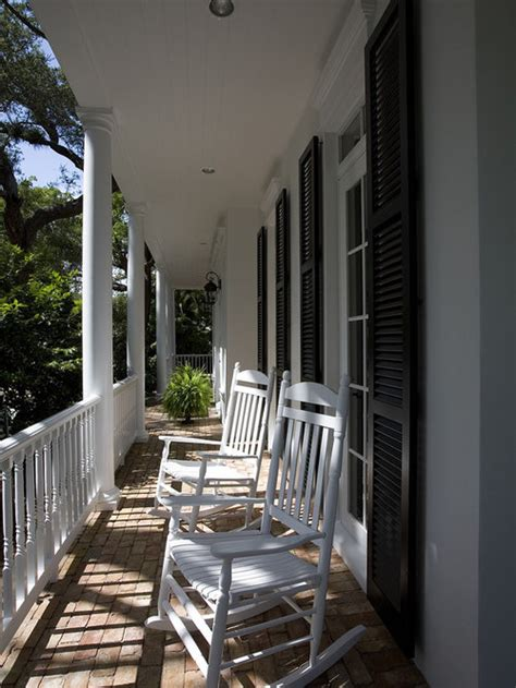 porch rocker design ideas remodel pictures houzz