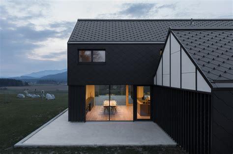 moderne architektur satteldach haus mit satteldach moderne architektur kreative bilder
