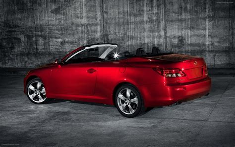lexus convertible 2010 2010 lexus is convertible widescreen car wallpapers