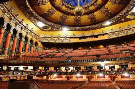Home Theater Floor Plan fox theatre detroit seating brokeasshome com