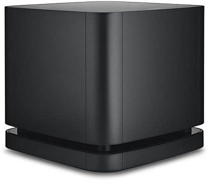 bose bass module  wireless home theater subwoofer zzounds