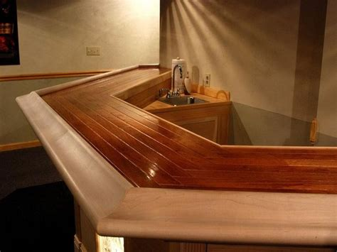 bar top molding 17 best bar rail molding images on pinterest