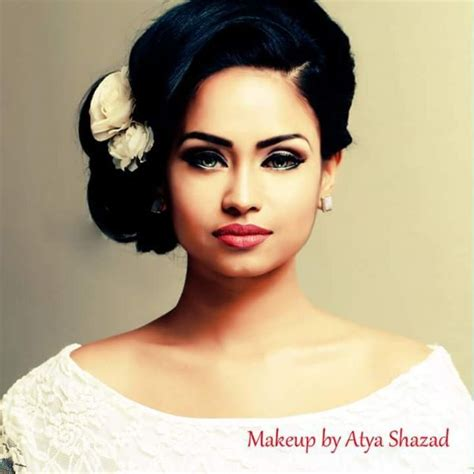 Wedding Hair And Makeup Coventry by Atya Shazad Pro Mua Wedding Hair And Makeup Artist In