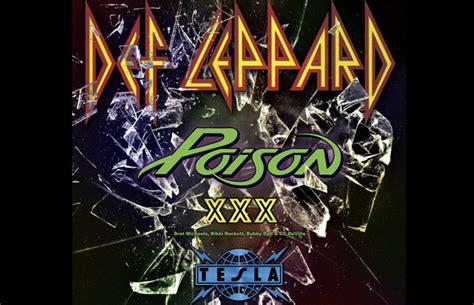 New Def Leppard Poison wwwv 97 5