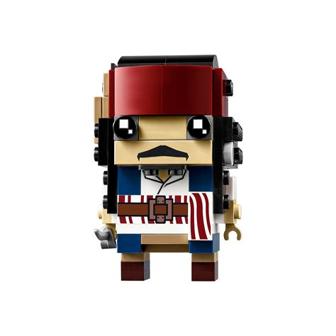 lego 41593 brickheadz captain sparrow at hobby warehouse