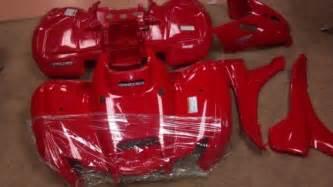 Honda Rancher 420 Fenders Atv Parts Parts Accessories Ebay Motors