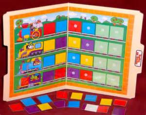 pattern play games trains on tracks patterns file folder game ready to