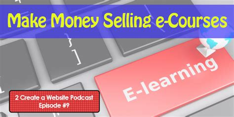 Make Money Selling Online Courses - make money selling online courses and my experience so far