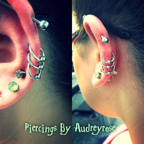 tattoo lous 10 best piercings at lou s images on