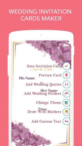 Download Wedding Invitation Cards Maker on PC & Mac with