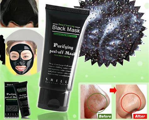Shills Black Mask Cleansing 100 Original 1 shills cleansing black mask blackhead removal mask hypertoolz