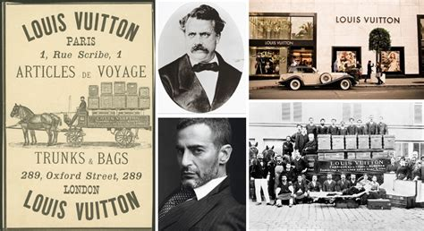 History Of The L history of louis vuitton