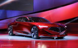 Who Is Acura Made By Acura Precision Concept Spices Up The 2016 Detroit Auto