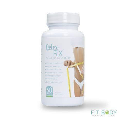 a weight loss detox detox rx fit weight loss