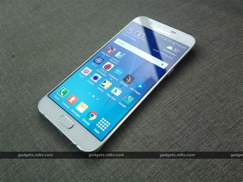 samsung galaxy a8 review feels so flagship ndtv