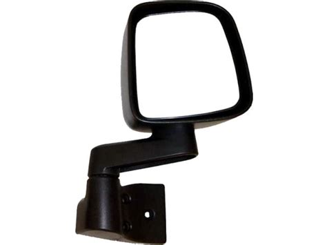 Jeep Yj Mirrors Crown Automotive 55395060 Modern Style Passenger Side