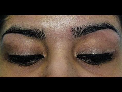 7 Things To Do With Your Eyebrows by How To Do Your Eyebrows At Home Basic Eyebrow Shaping