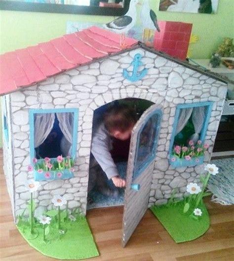 cardboard houses for kids best 25 cardboard houses ideas on pinterest