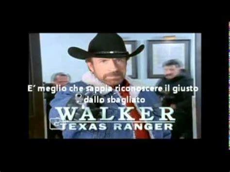 sigla walker ranger testo walker ranger 1x04 l ombra dragone doovi