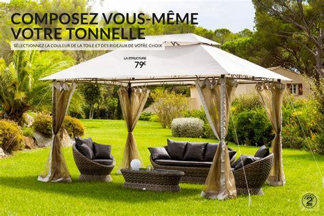 Structure Métallique Pour Tonnelle by Tonnelle Fogohesp 233 Ride