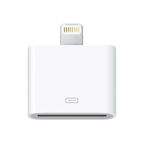 Lightning Mac Lightning To 30 Pin Adapter Apple