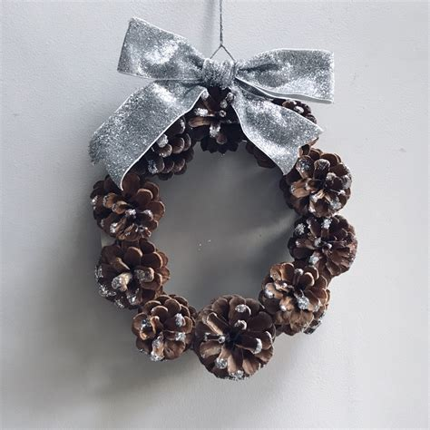 stylish christmas crafts festive crafts with the by guest clare locker acorn pip