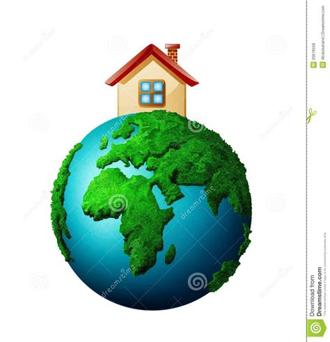 house planet house and planet stock illustration image of living