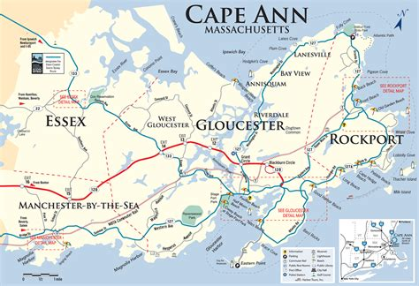 Most Charming Towns In America by Cape Ann Ma Information Cape Ann Ma Directions