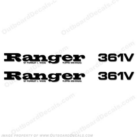 ranger boat window decals ranger boat decals bing images