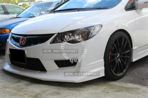 Bodykit Honda Civic Fd Type R honda civic fd type r mugen bodykit front car accessories parts for sale in balakong