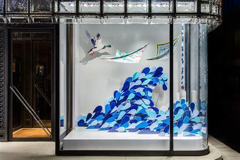 window fixtures isabelle da 235 ron window displays at herm 232 s ginza tokyo