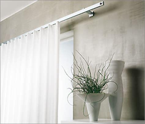schienensystem vorhang gardinen dekoration