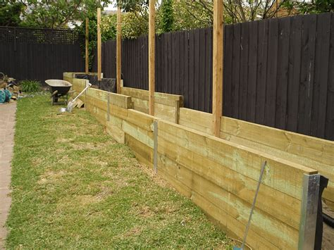 retaining walls project 1 forever green landscaping