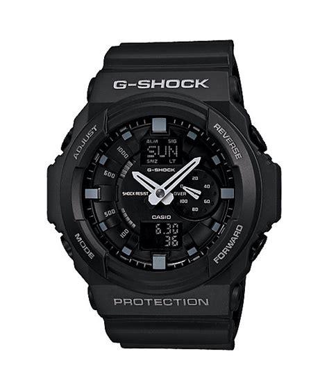 G Shock Ga 150 Black g shock ga150 1a classic matte black zumiez