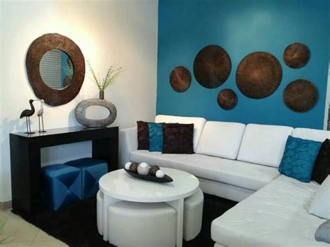 Turquoise White And Brown Living Room by 1000 Images About Living Room Decor On Green
