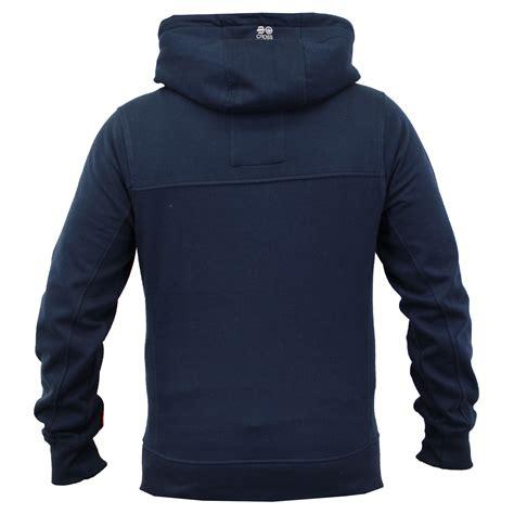Hooded Fleece Lined Pullover mens sweatshirt crosshatch hooded top fleece lined