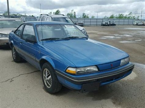auto auction ended on vin 1g2jb14k5m7594733 1991 pontiac sunbird in il peoria